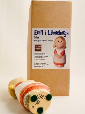 Gustavsberg - Figurin Pippi Ida & Emil i Lönneberga design Lisa Larson