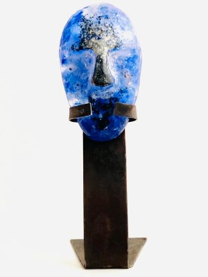 Glasprinsen - Stardust - Human - limiterat 100 Ex design Dennis Lönnetun