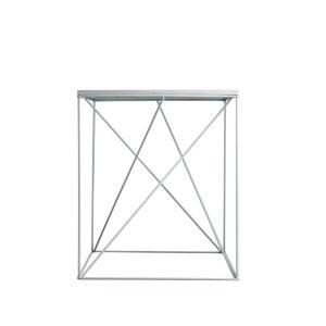 Möbler - Bord - Glas bord Inne / Trädgård - ALEXIS - Sparris grön Design ByOn