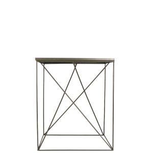 Möbler - Bord - Glas bord Inne / Trädgård - ALEXIS - Grön Design ByOn