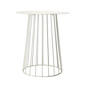 Möbler - Bord - Kaffe bord Inne / Trädgård - SPHERIC- Beige Design ByOn