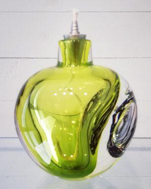 Lampor / Oljelampa - Ariel - Jungle -design Betina Huber