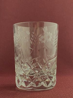 Kosta boda - Haga - Dubbel Whiskeyglas design