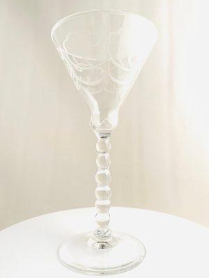 Orrefors - Molnet - Vin glas design Simon Gate