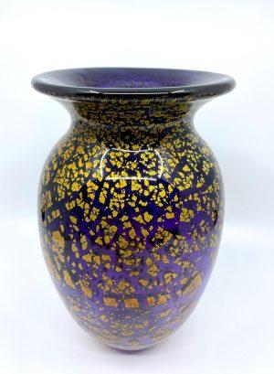 Gyllene Tider - Konstglas Tulpan Vas - Hyazint Unik design Robert Oldergaarden