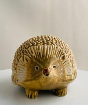 Gustavsberg - WWF - Igelkott / Hedgehog design Lisa Larson