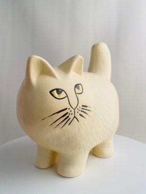 Gustavsberg - Katten Moa design Lisa Larson