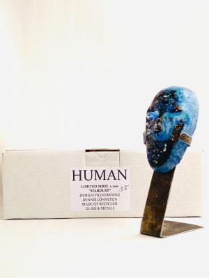 Glasprinsen - Stardust - Human - Nr 35 imiterat 100 Ex design Dennis Lönnetun