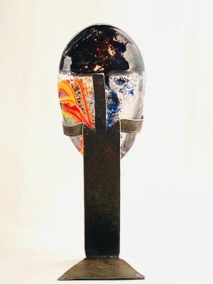 Glasprinsen - Stardust - Human - Nr 46 limiterat 100 Ex design Dennis Lönnetun