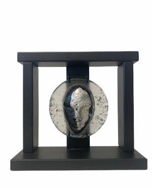 Pukeberg - Vidar Svart / Silver - Lim ed 9 st design Mathias Ripheden