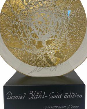 Glasprinsen - Daniel Ståhl - Diskus - Gold Edition limiterad endast 1000 ex